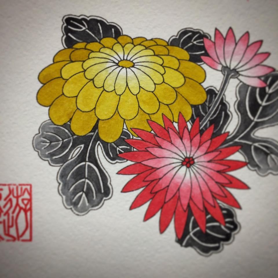 мастер японской татуировки москва японская татуировка в москве
