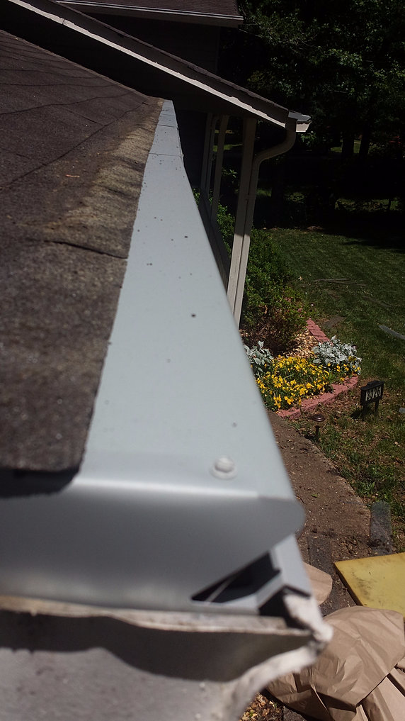 Gwinnett Gutter Estimates - Gutter Guards - Gutter repairs ...
