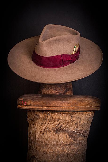 Sombrero de Nick Fouquet