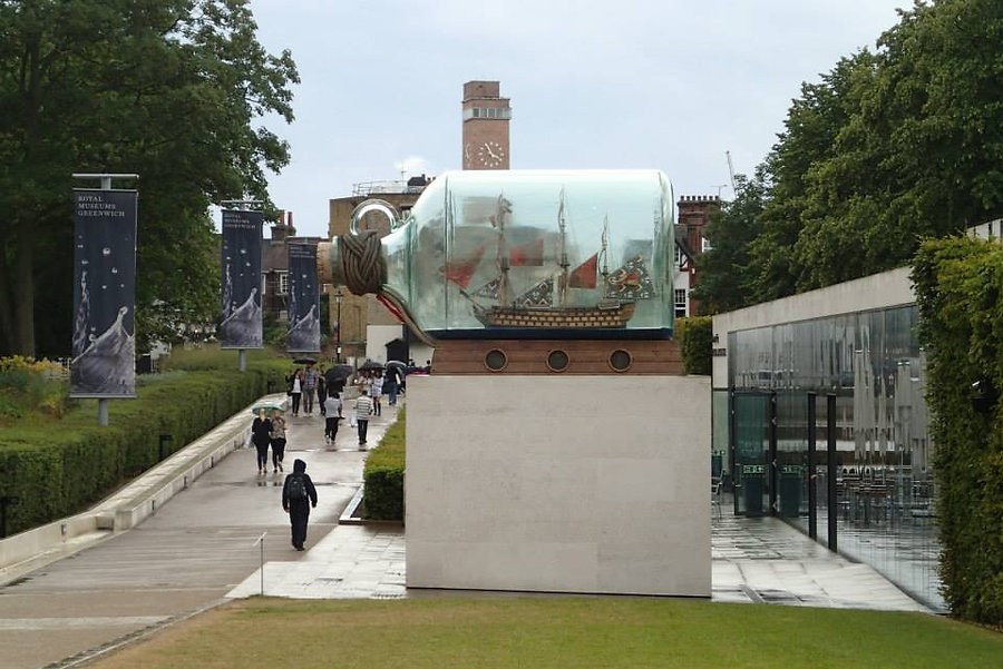 5 Reasons to Visit Greenwich, London by Fill My Passport