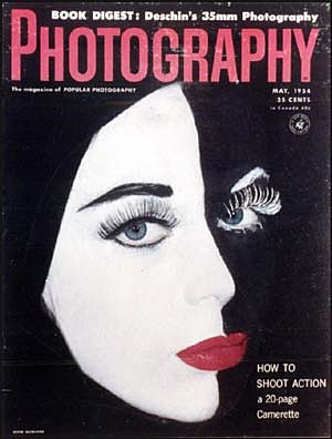 Peter Gowland EARLY MAGAZINE COVERS