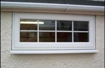 window of garage