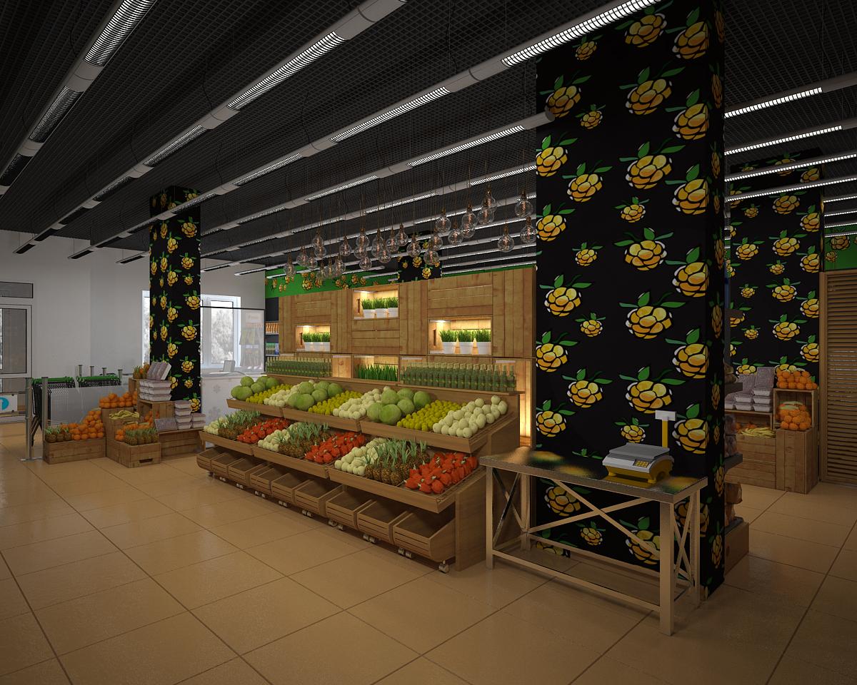 дизайн магазина продуктов 6