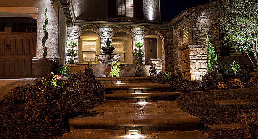 Led Landscape Lighting Fixtures