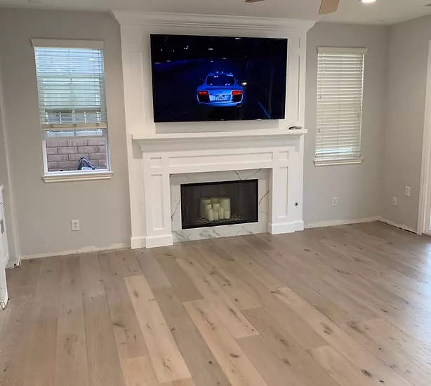 Hardwood Flooring Servicing Oc Ie And La Counties | Hardwood Floors With Carpeted Stairs | Wall To Wall Carpet | Painting | Laminate Hall Carpet | Carpet Covered | Carpet Wrapped