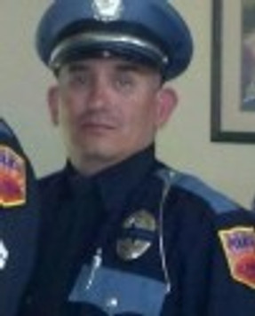 Patrolman David Ortiz El Paso Police Department, Texas