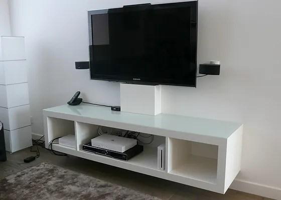 meuble tv rangement salon saint nazaire