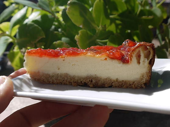 Portion Cheese Cake