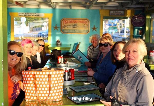 cash mob fishy fishy cafe southport nc
