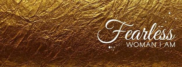 fearless woman i am logo
