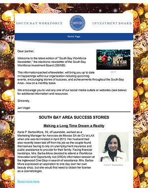South Bay Workforce Investment Board