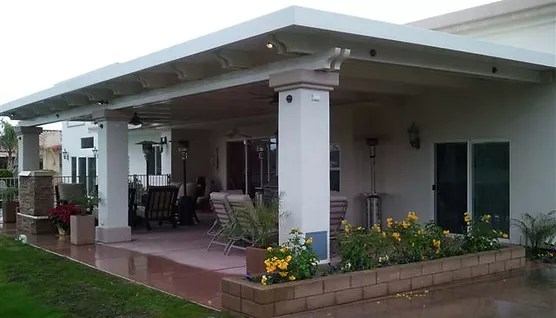 custom built patios palm springs ca