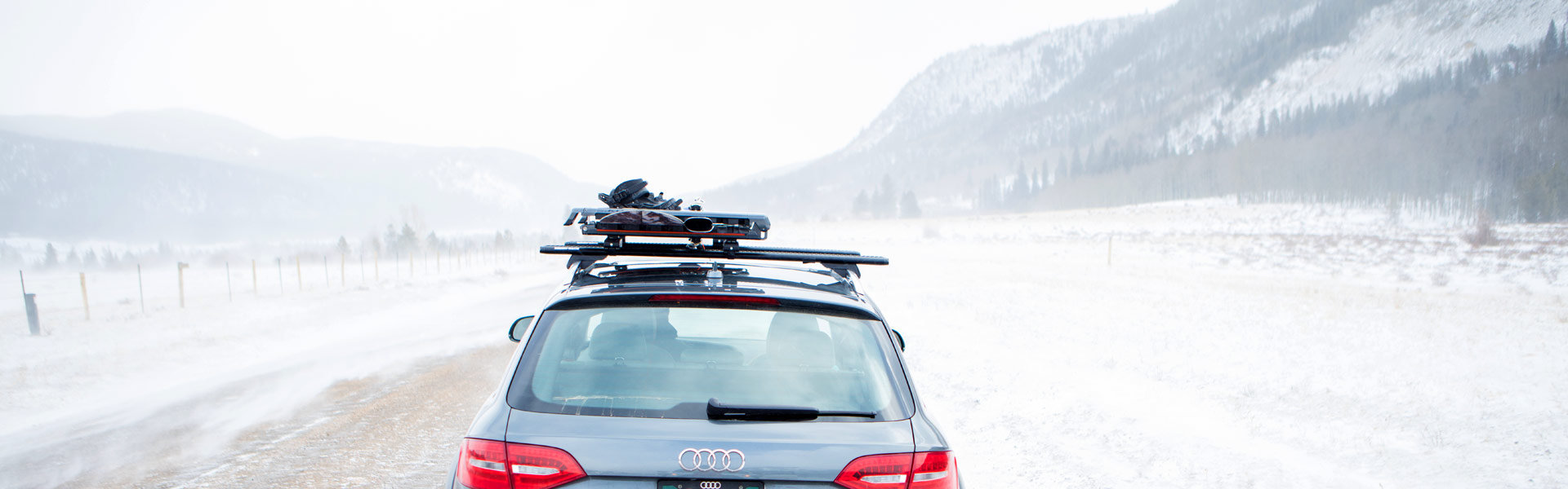kuat grip ski snowboard rack