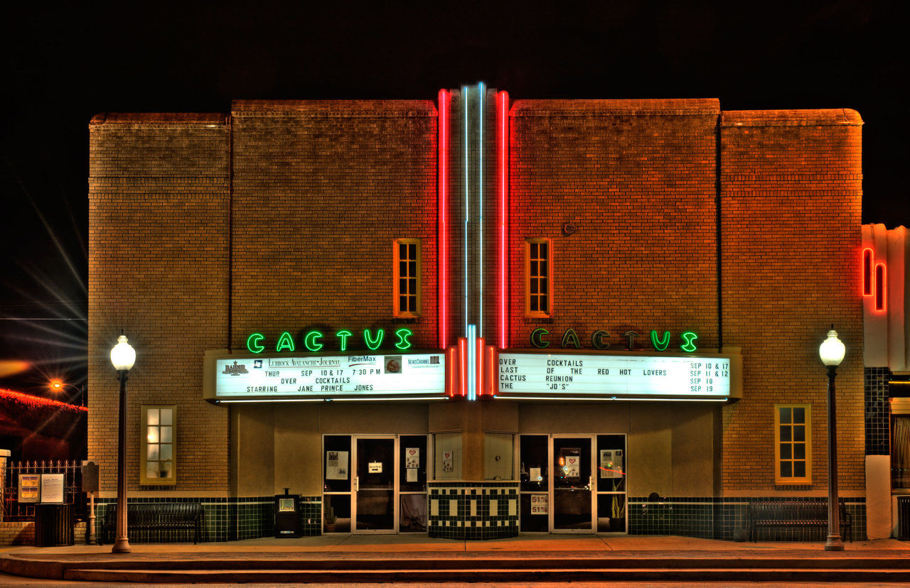 Image result for cactus theater lubbock