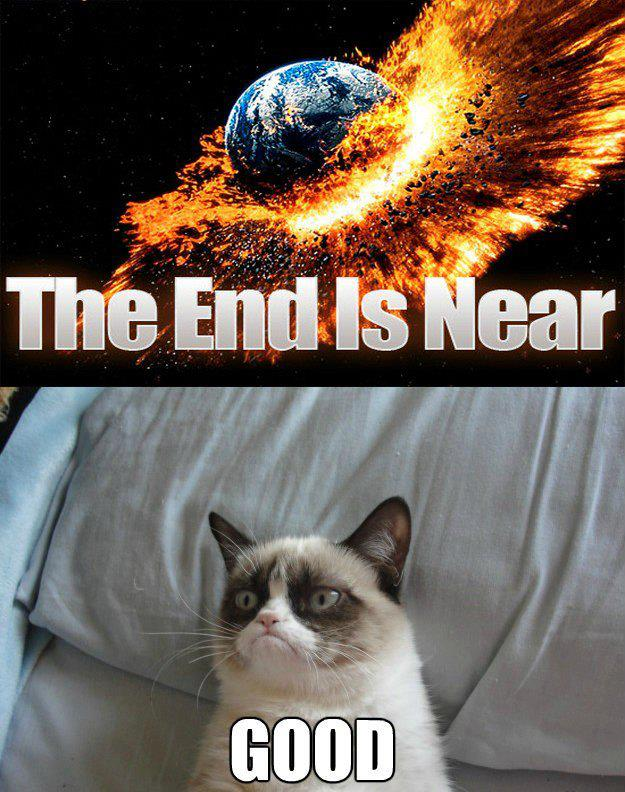 Image result for funny doomsday