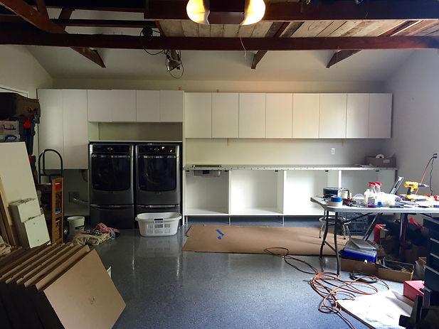The Ultimate Ikea Garage Update