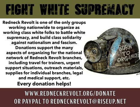 Image result for redneck revolt