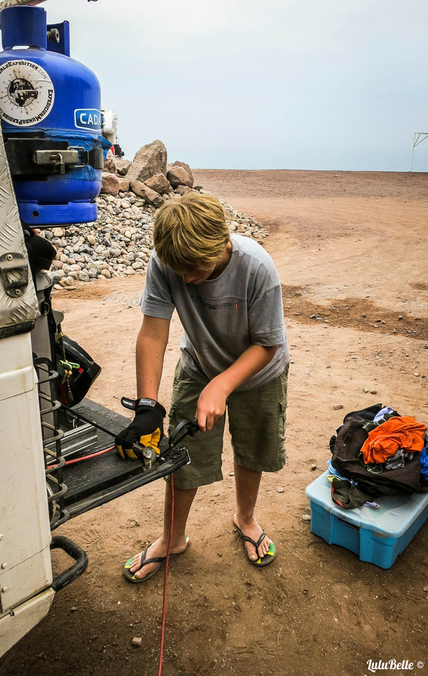 How to be a Round-The-World DIY mechanic