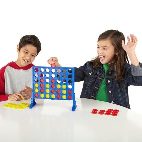 Image result for kids playing connect 4