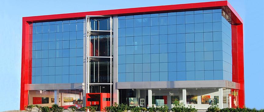imaxe centro de negocios arena76