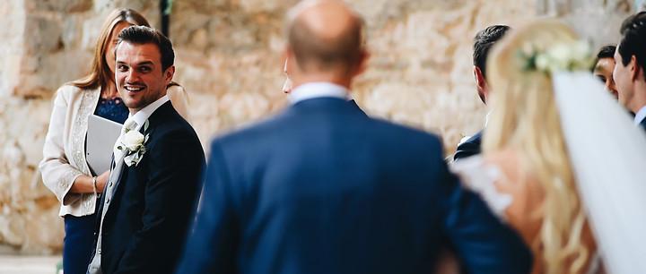 Ground Films wedding video | Lulworth Castle