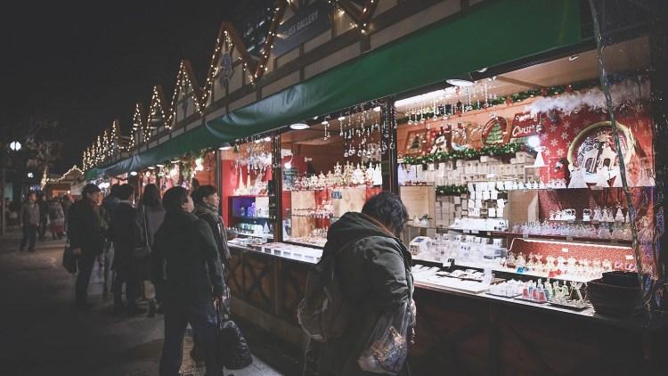 Christmas markets 2020.