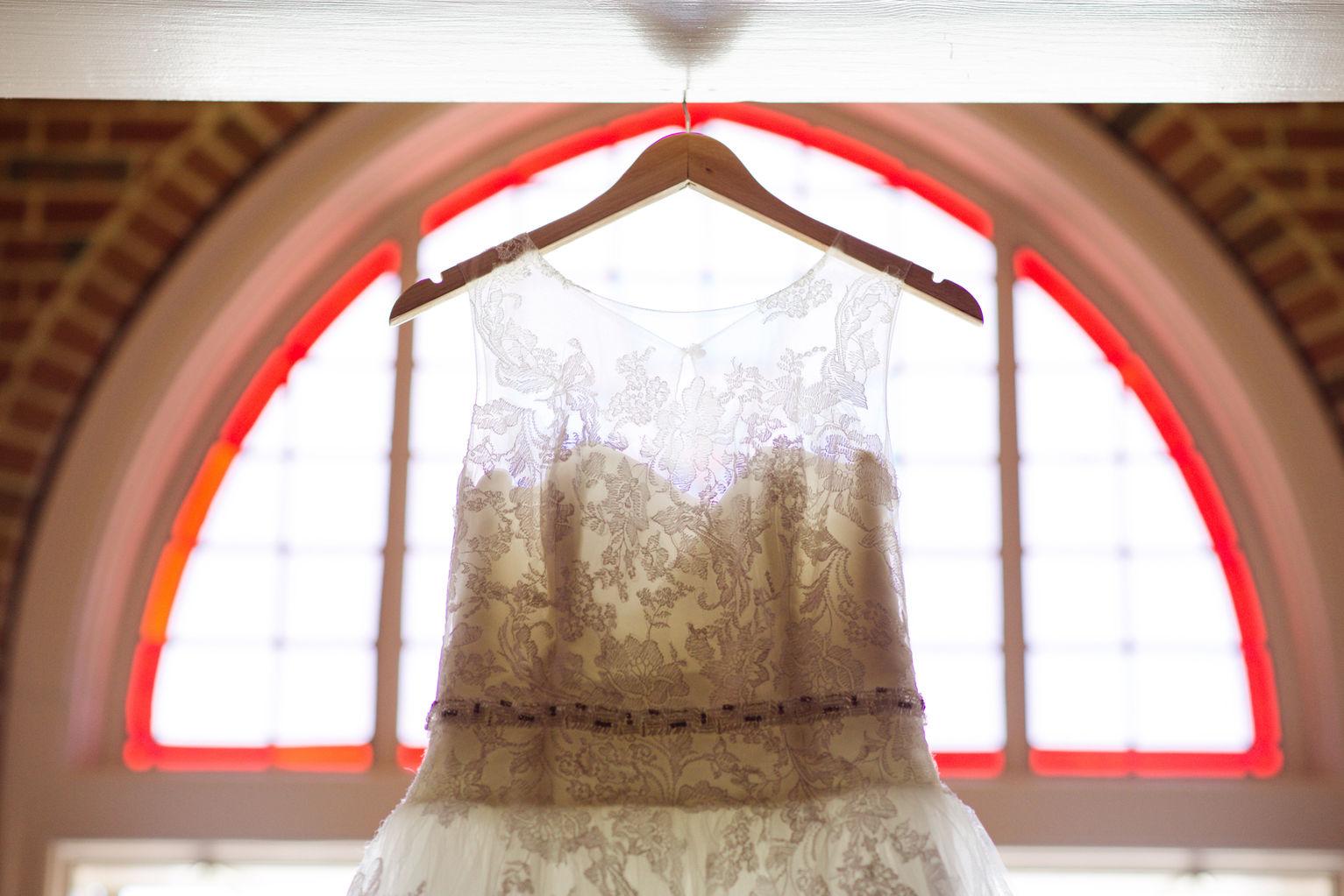 Hampton Roads Virginia Beach Spring Wedding Photographers Wedding Gown