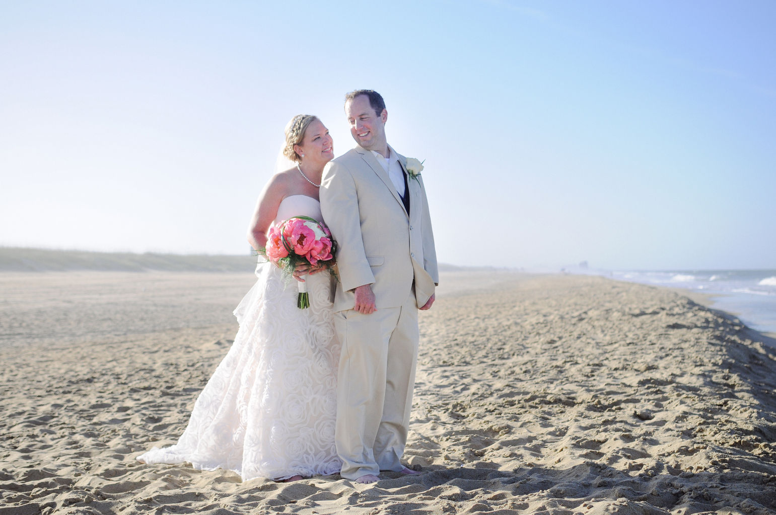 Dam Neck Shifting Sands Virginia Beach Wedding Hampton Roads Wedding Photographers