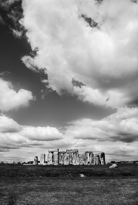 Stonehenge Seven Wonders of the World in England United Kingdom