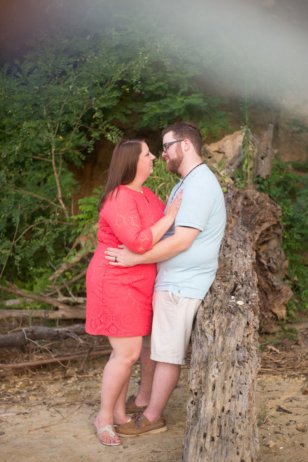 Couple Portraits at Sleepy Hole Park in Suffolk Virginia Hampton Roads Portrait Photographer Prism Photograhy