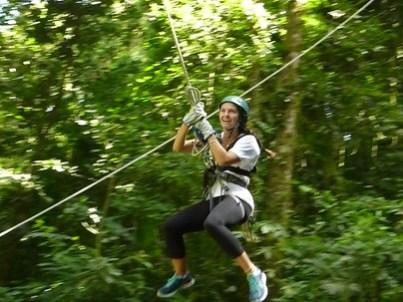 MonteVerde, Costa Rica Zip Lining
