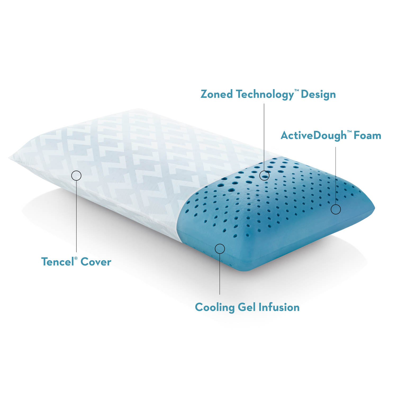 tencel gel pillow online