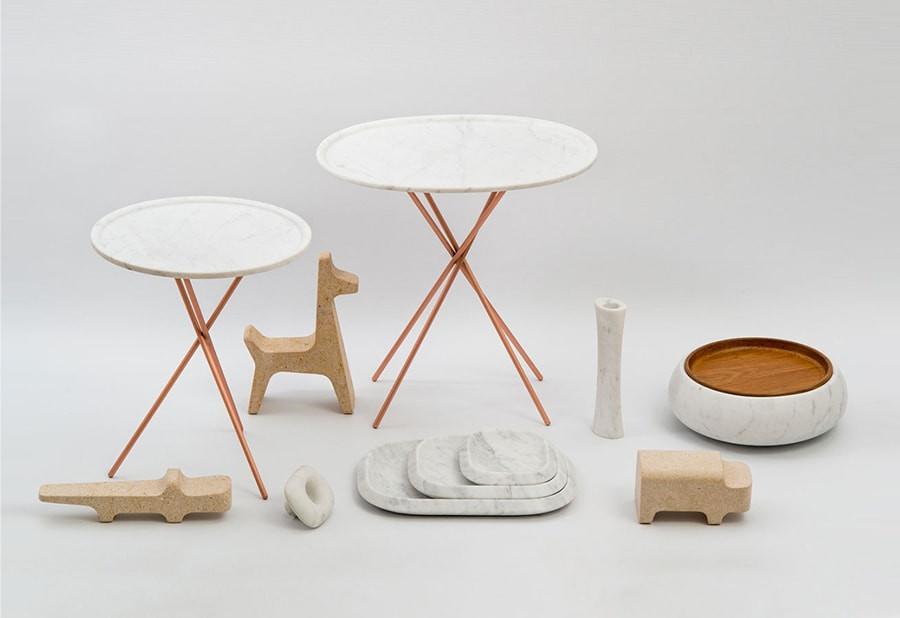 egnazia oval coffee table by pietre di