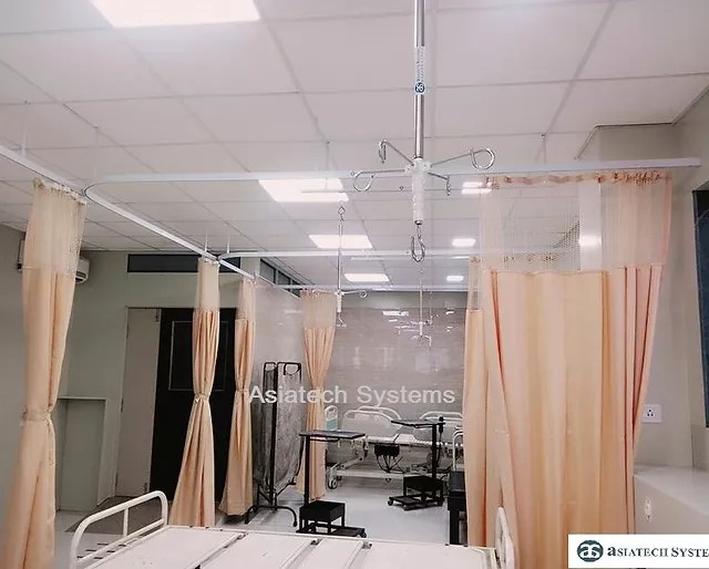 hospital curtains curtain tracks