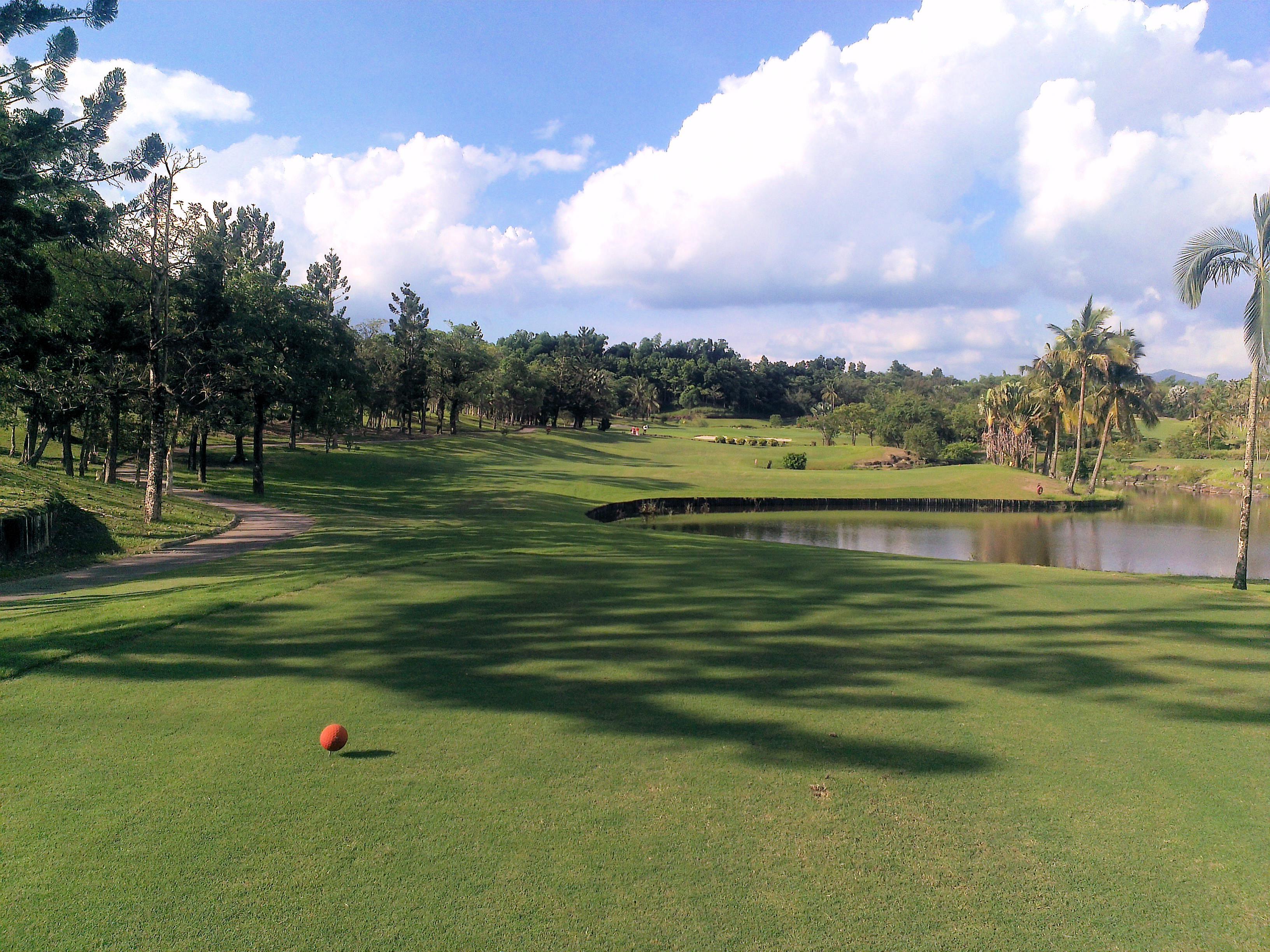 帝禾旅行社 花蓮高爾夫球場