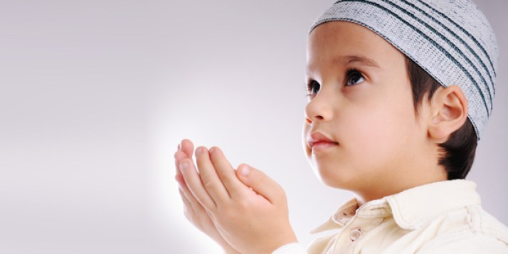 berdoa untuk orangtua