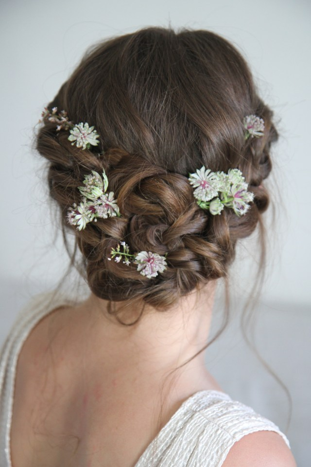 the bridal stylists | wedding hair styling courses & training