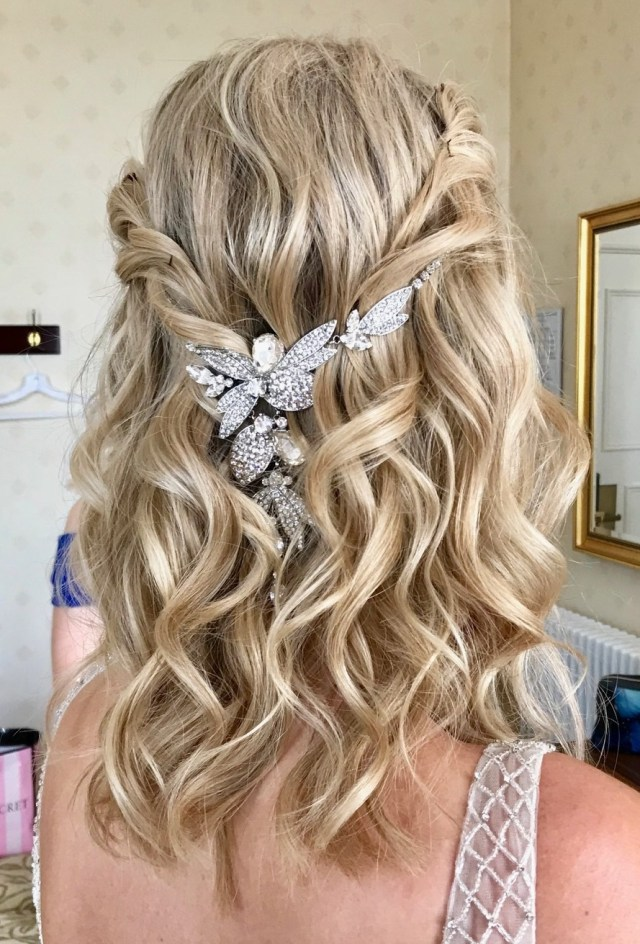 the bridal stylists | julie | chinese oriental wedding hair