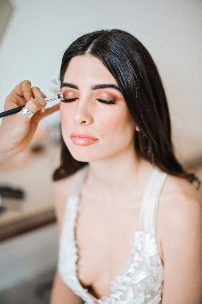 the bridal stylists | wedding hair and makeup | gallery