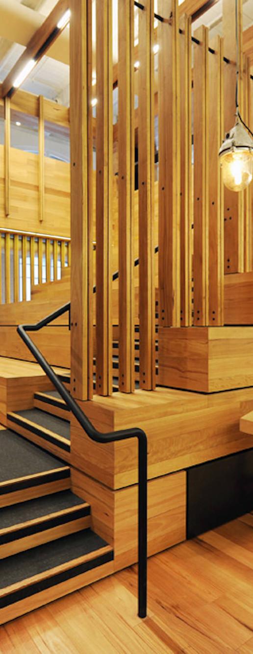Interior Cladding Wood Ideas