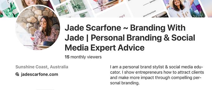 how to establish a stronger brand on social media - pinterest marketing