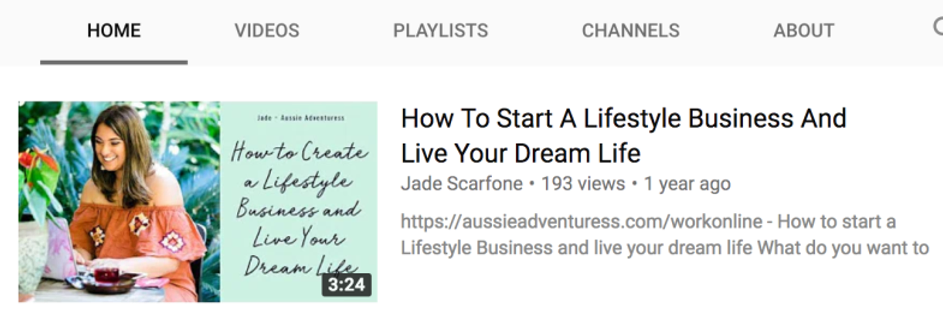 how to establish a stronger brand on social media - youtube marketing
