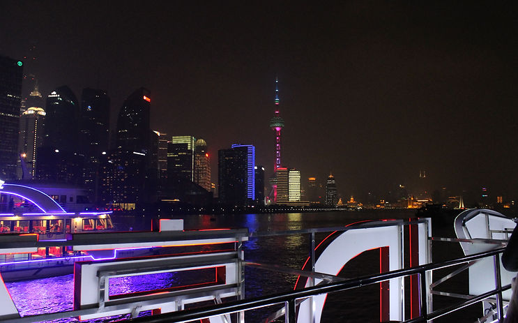 22 Hours in Shanghai