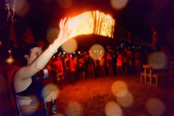How to Survive the Full Moon Party