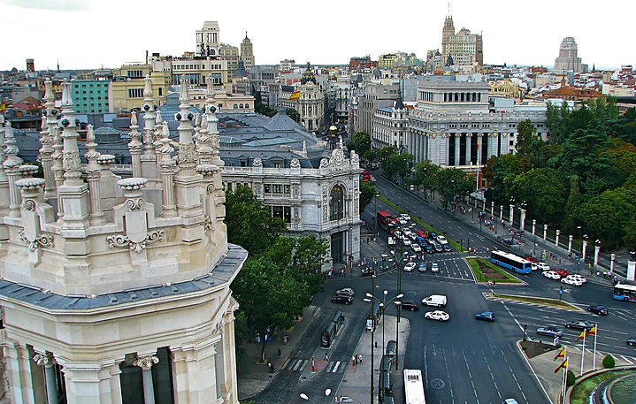 Madrid- Exploring the Golden Metropolitan