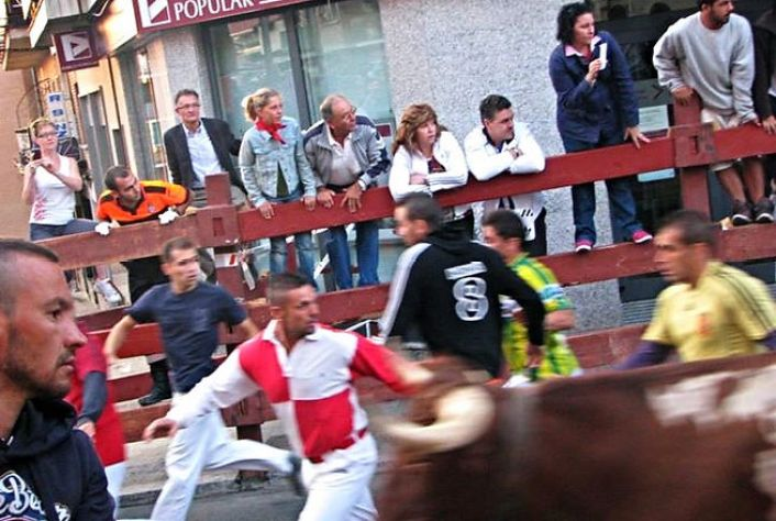 What it's Like to Attend Running of the Bulls in Spain