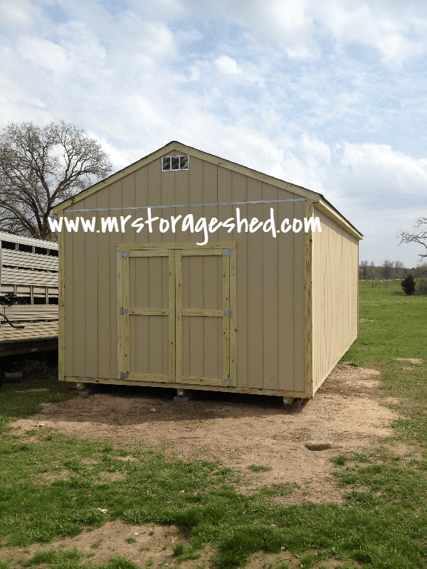 Sheds And Buildings