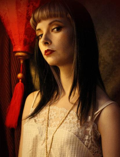 Amber Michael Makeup Artist SPFX Victoria Valentine