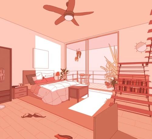 lgions bex art - bedroom inspiration aesthetic room art | soyvirgo.com