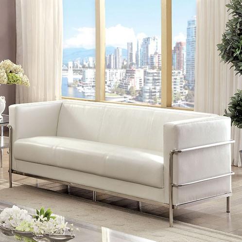 Leifur Sofa White Amavi Designs Quality Furniture At Amazing